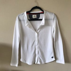 SPERRY White Thermal Top